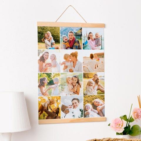 Foto poster personalizzato